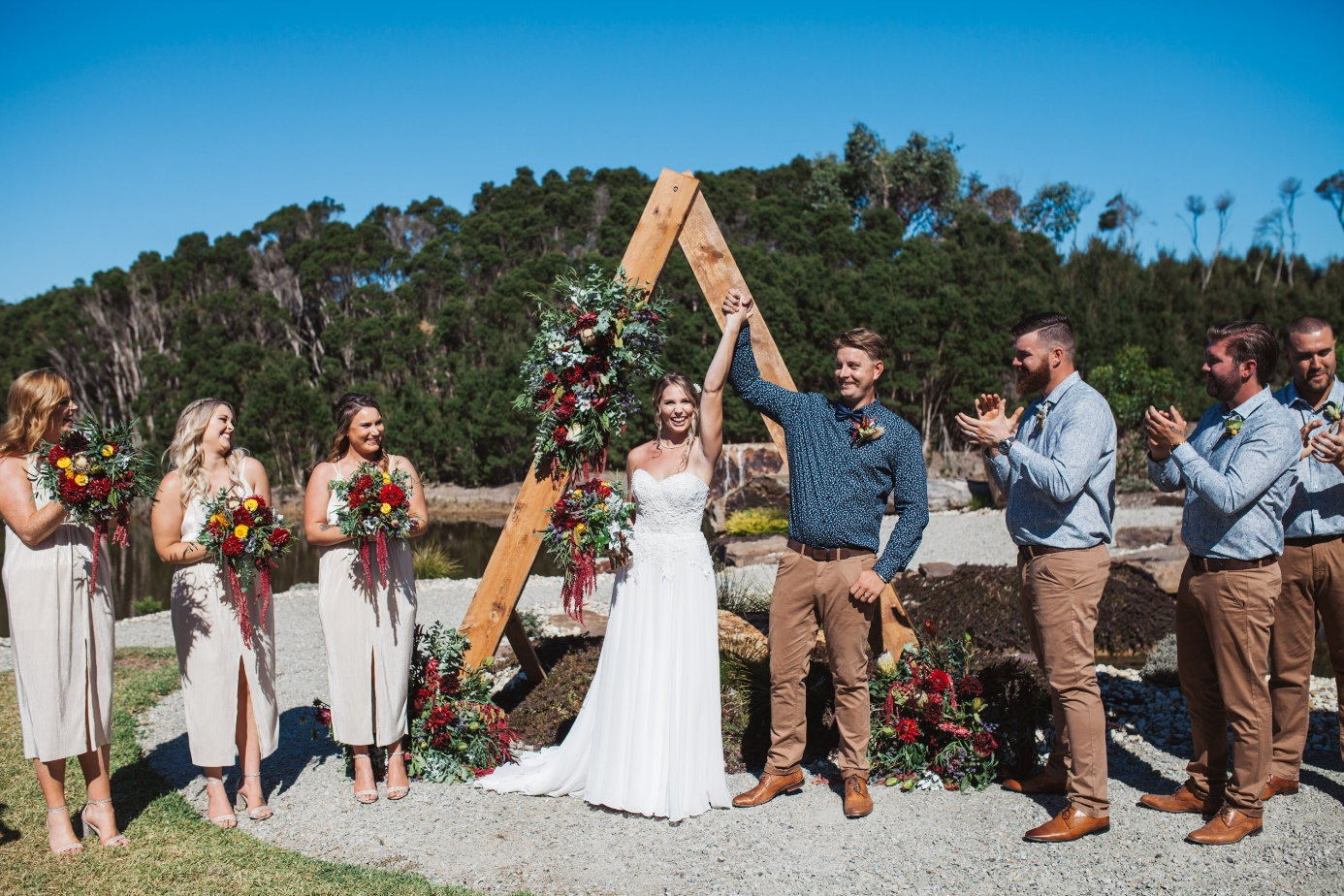 South Gippsland Weddings - Passion8 Photography